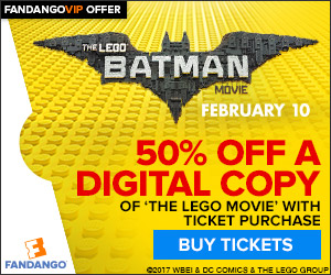 The LEGO Batman Movie GWP