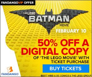 The LEGO Batman Movie GWP