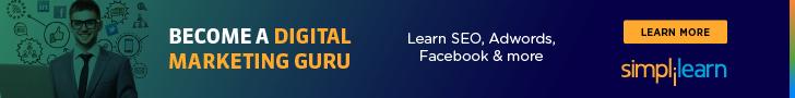 1000x90 Digital Marketing Certified Associate - Learn & More
