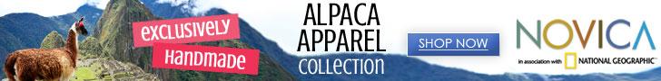 728x90 Shop Alpaca Apparel Collection