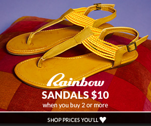 Rainbowshops Shoes