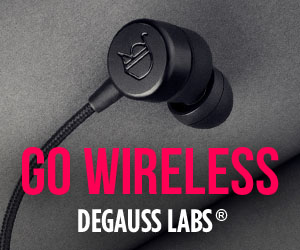 Degauss labs Vice