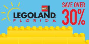 LEGOLAND Флорида - Специальное предложение на покупку билетов SeaWorld парк - Скидка до 30%!