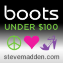 Shop Steve Madden Boots now under $100!