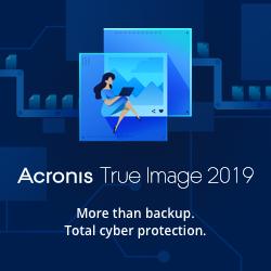 Image for EN Acronis True Image 2019   Launch Banner 250*250