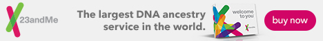 23andMe - Genetic Testing for Ancestry; DNA Test