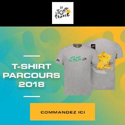 Les produits officiels du Tour de France