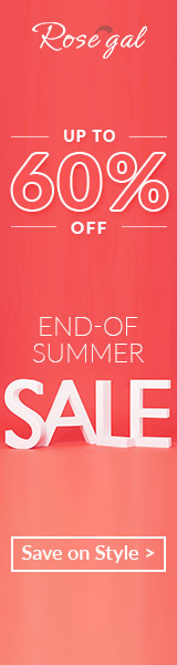 Summer Clearance: Up to 60% OFF and Free Shipping Worldwide