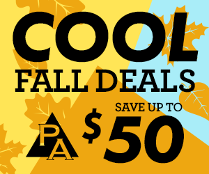 Save up to $50 on airguns