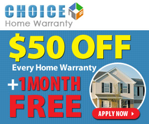 Get Your First Month Free and Never Pay For Covered Home Repairs Again from ChoiceHomeWarranty.com