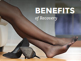 What are the benefits of recovery?