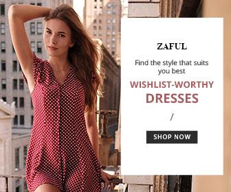 Zaful Promo Code - Wishlist-Worthy Dresses