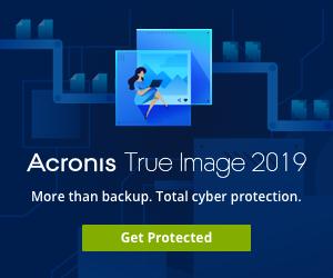 Image for EN Acronis True Image 2019 | Launch Banner 350*250