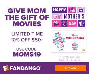 Give Mom The Gift Of Movies
