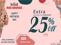 Extra 25% OFF