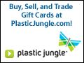 Buy, Sell, & Trade Gift Cards - PlasticJungle.com