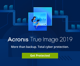 Acronis True Image 2019