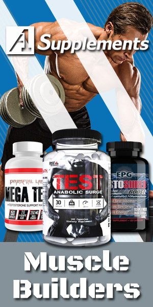 Muscle  Builders Supplements