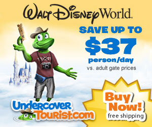 Save up to $37 per ticket at Disney