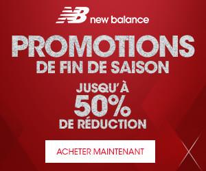 New Balance Discount et Promo