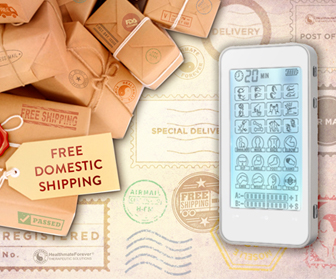 FREE Shipping on all orders! Including all Health & Wellness Products. Coupon Code: FREESHIP
