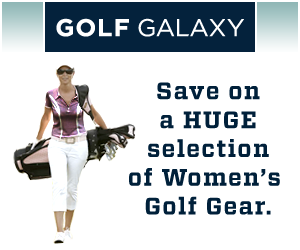 Save On A HUGE Selection Of Women's Golf Gear!