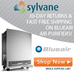 Save On Blueair Air Purifiers!