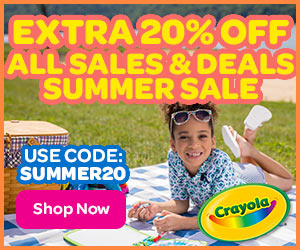 20% Off Sales & Deals with SUMMER20