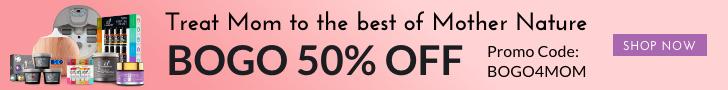 Mothers Day BOGO 50% off