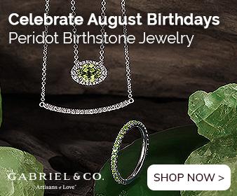 August Birthstone Ruby Fine Jewelry Banner