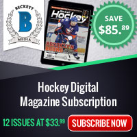 Beckett Hockey Digital Magazine