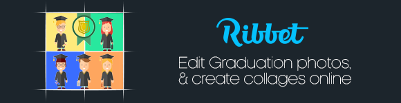 Edit Graduation photos & create collages online