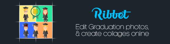Edit Graduation photos & create collages online