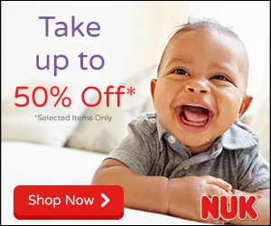 Shop NUK Baby Bargains and save up to 50% today!  Shop now