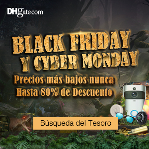 DHgate.com: Up to 80% off Black Friday & Cyber Monday Sale
