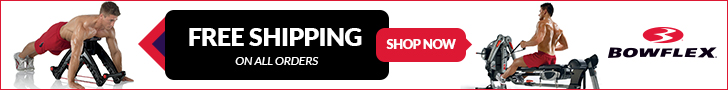 Freeshipping on all orders at bowflex.com
