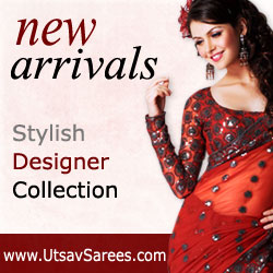 Sarees from India for online shopping