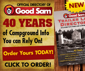 Trailer Life RV Park Campground Directory Coupon