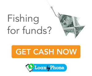 Fishing for funds? Get Cash Now