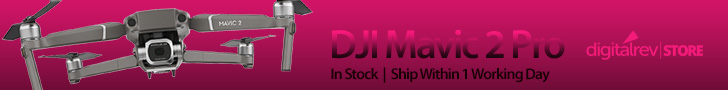 DJI Mavic Pro Promotion