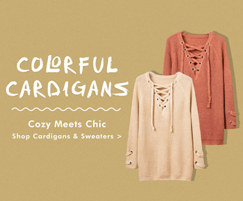 Sweaters & Cardigans on Sale with Free Shipping Worldwide