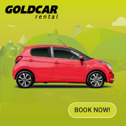 rent a car with Goldcar. Best prices in market
