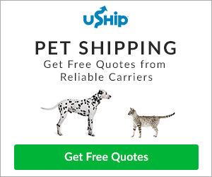 Pet Shipping Quotes