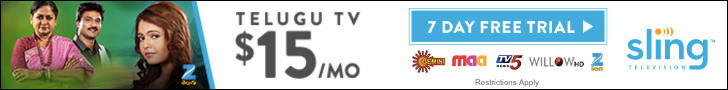 Stream Live Telugu TV