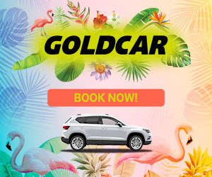 rent a car with Goldcar. Your best choice