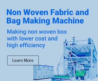 Non Woven Fabric and Bag Making Machine