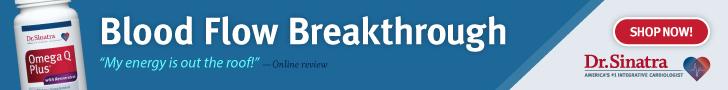 Omega Q Plus Resveratrol - Blood Flow Breakthrough