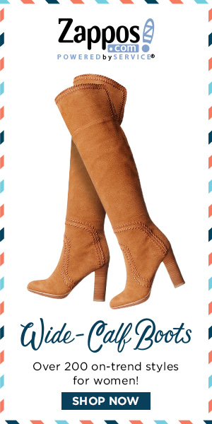 Buy Wide Calf Boots at Zappos