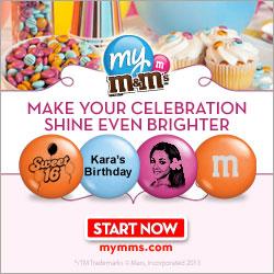 Shop My M&M's!