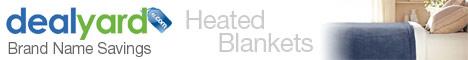 468x60 Electric Blanket